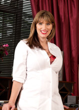 Anilos - Naughtynurse Featuring Josephine James. (photos)