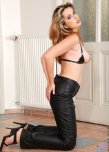 Anilos - Leatherwhip Featuring Anuska. (photos)