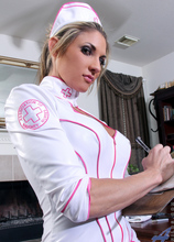 Anilos - Naughty Nurse Featuring Lexus Smith. (photos)