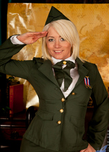 Anilos - Ready For Duty Featuring Amber Jewell. (photos)