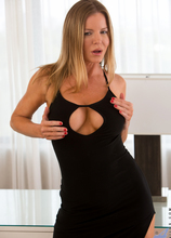 Anilos - Glass Toy Featuring Amber Michaels. (photos)